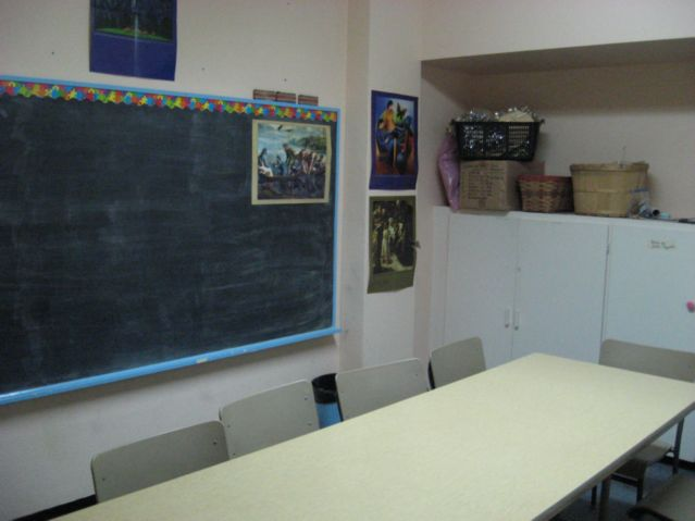 Senior Church School Room