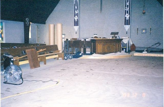 Sancturary Renovation 2005