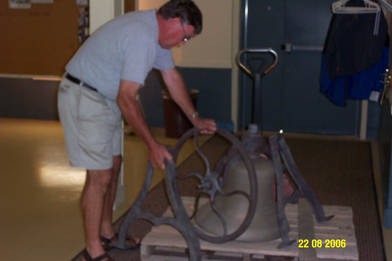 Restoring the Church Bell