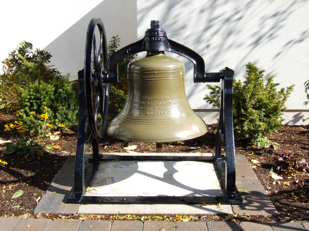 Restored Church Bell